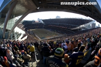 Chicago Bears vs Green Bay Packers Soldier Field Chicago NFC Champion Game January 16  2011